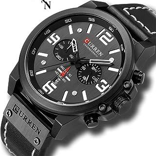 Sports Men Watch Luxury Army Military Date Quartz Men Wrist Watch