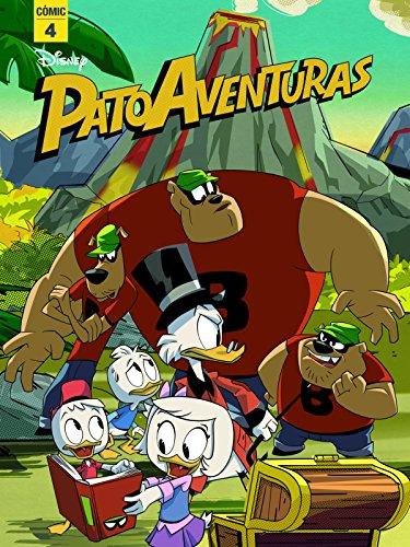 Patoaventuras. 4: Cómic (Disney. Patoaventuras)