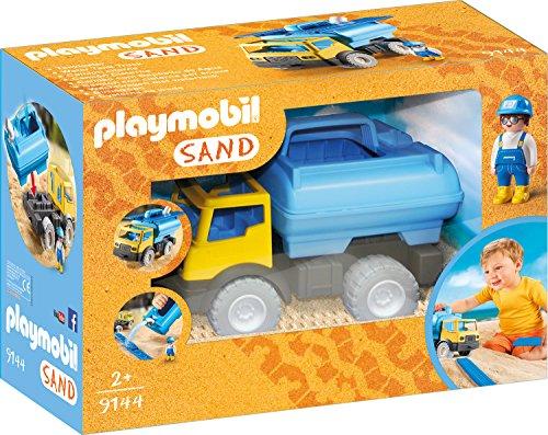 PLAYMOBIL Sand 9144 Wassertank-Laster, Ab 2 Jahren