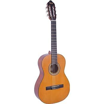 Valencia - VC203NA - Guitarra Clásica, tamaño 3/4, natural ...