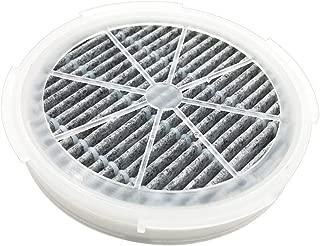 HEPAフィルター 交換用 空気清浄機 小型 脱臭 殺菌 ホコリ 煙 除去 アレルギ―対策 単品