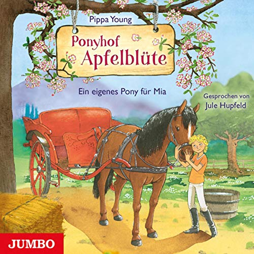 Ein eigenes Pony für Mia Titelbild