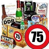 DDR Geburtstagsgeschenk / Geburtstag 75 / Männer Geschenk DDR
