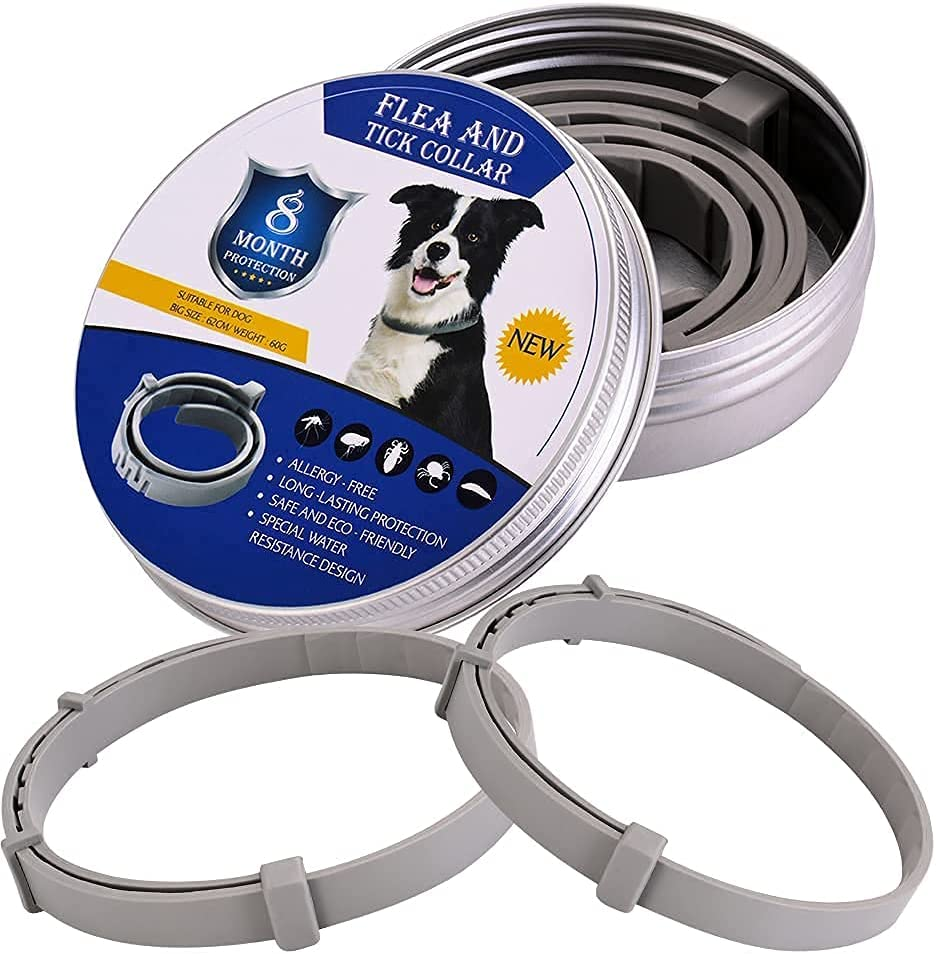 BUDOCI Pet Collar Prevention Natural for discount Topics on TV Dogs
