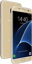 Samsung Galaxy S7 Edge G935P 32GB Gold- Sprint (Renewed)
