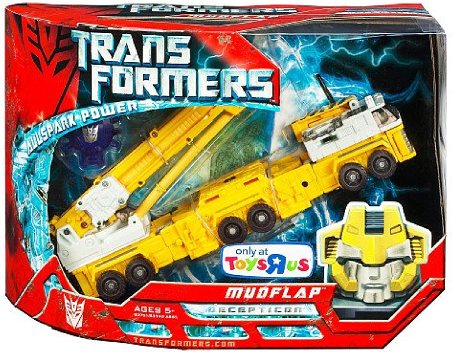 Transformers Movie Voyager Exclusive Action Figure Mudflap