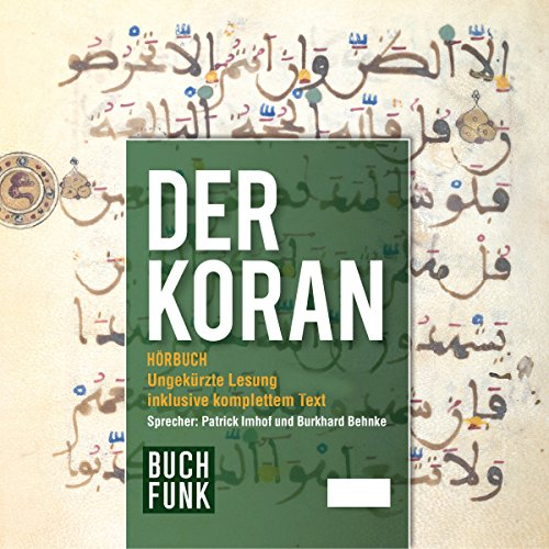 Der Koran  By  cover art