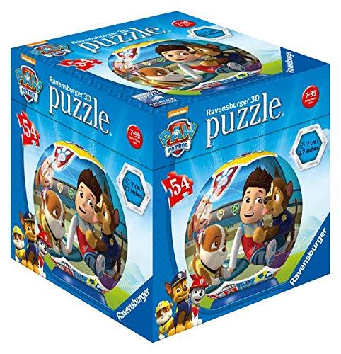 Ravensburger–11917–3D-Puzzle–54Teile–Pat Patrol–Mehrfarbig
