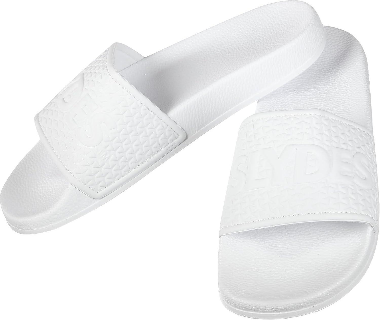 Slydes Cali White Men's Slider Sandals
