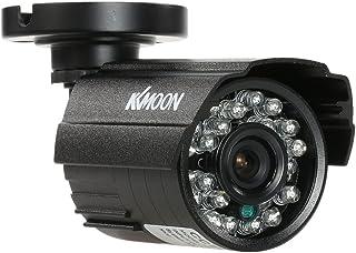 Sazoley 1200TVL CCTV Bullet Camera 24 IR Lamps Night Vision 1/3'' CMOS IR-CUT Waterproof For Home Security PAL System