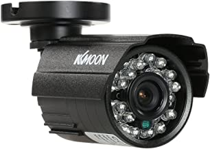Sazoley 1200TVL CCTV Bullet Camera 24 IR Lamps Night Vision 1/3'' CMOS IR-CUT Waterproof For Home Security PAL System