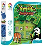 SmartGames Cache-Cache Jungle Child Niño/niña - Juegos educativos (Multicolor, Child, Niño/niña, 7 año(s), 80 Pieza(s), 240 mm)