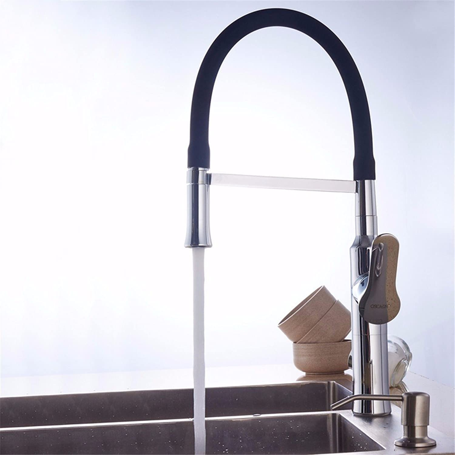 Bijjaladeva Antique Bathroom Sink Vessel Faucet Basin Mixer Tap All of the brass kitchen faucet swivel pull-down hot and cold tap water to wash bowl of pool water faucet