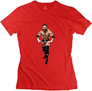StaBe Woman's WWE Triple H T-Shirt Short Sleeve Humor XXL Red