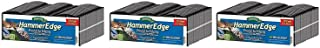 Dalen Products E3-16B Gardeneer Edge Pound-in Garden and Landscape Edging - Black (Pack of 3)