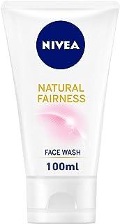 NIVEA, Face Wash, Natural Fairness, 100ml