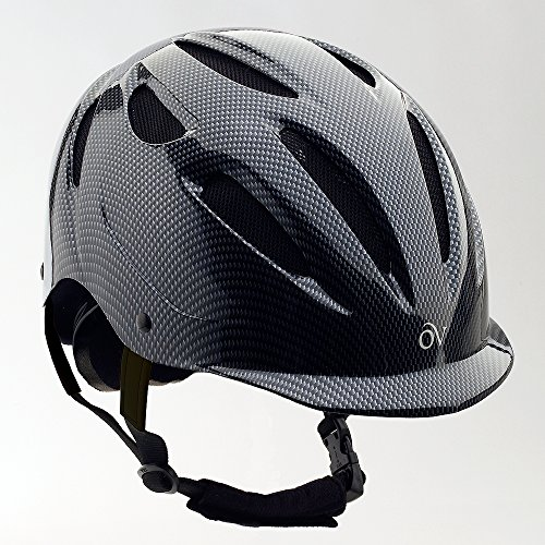 Ovation Women's Protege Riding Helmet, Graphite, Small/Medium