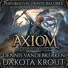Axiom: A Divine Dungeon Series