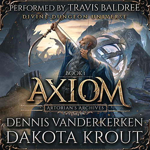 Axiom: A Divine Dungeon Series cover art