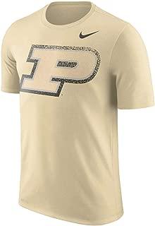 Men's Dry Gold Purdue Boilermakers Legend Fade Performance T Shirt