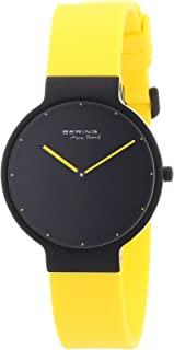 BERING Time 12631-827 Classic Collection Watch with PU Band and Scratch Resistant Sapphire Crystal. Designed in Denmark.
