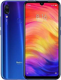 Beisoug Xiaomi Redmi Note 7 Global 64ROM 6.3 Pantalla Completa Snapdragon 48.0MP Smartphone (Enchufe Europeo)