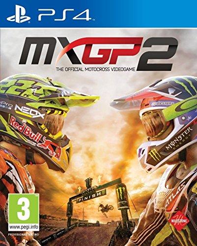 MXGP 2: The Official Motocross Videogame - PlayStation 4 (PS4) Lingua italiana
