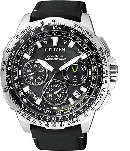 [シチズン] 腕時計 海外モデル エコ・ドライブGPS衛星電波時計 F900 ダブルダイレクトフライト CC9030-00E メンズ