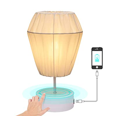 Keymit Touch Bedroom Lamps - Minimalist Table B...