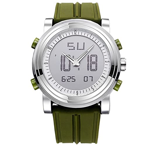 「ビンズ」BINZIメンズ腕時計 アウトドア スポーツ 軍事腕時計 防水 アラーム ストップウォッチ クロノグラフ BZ-9368SN メンズ