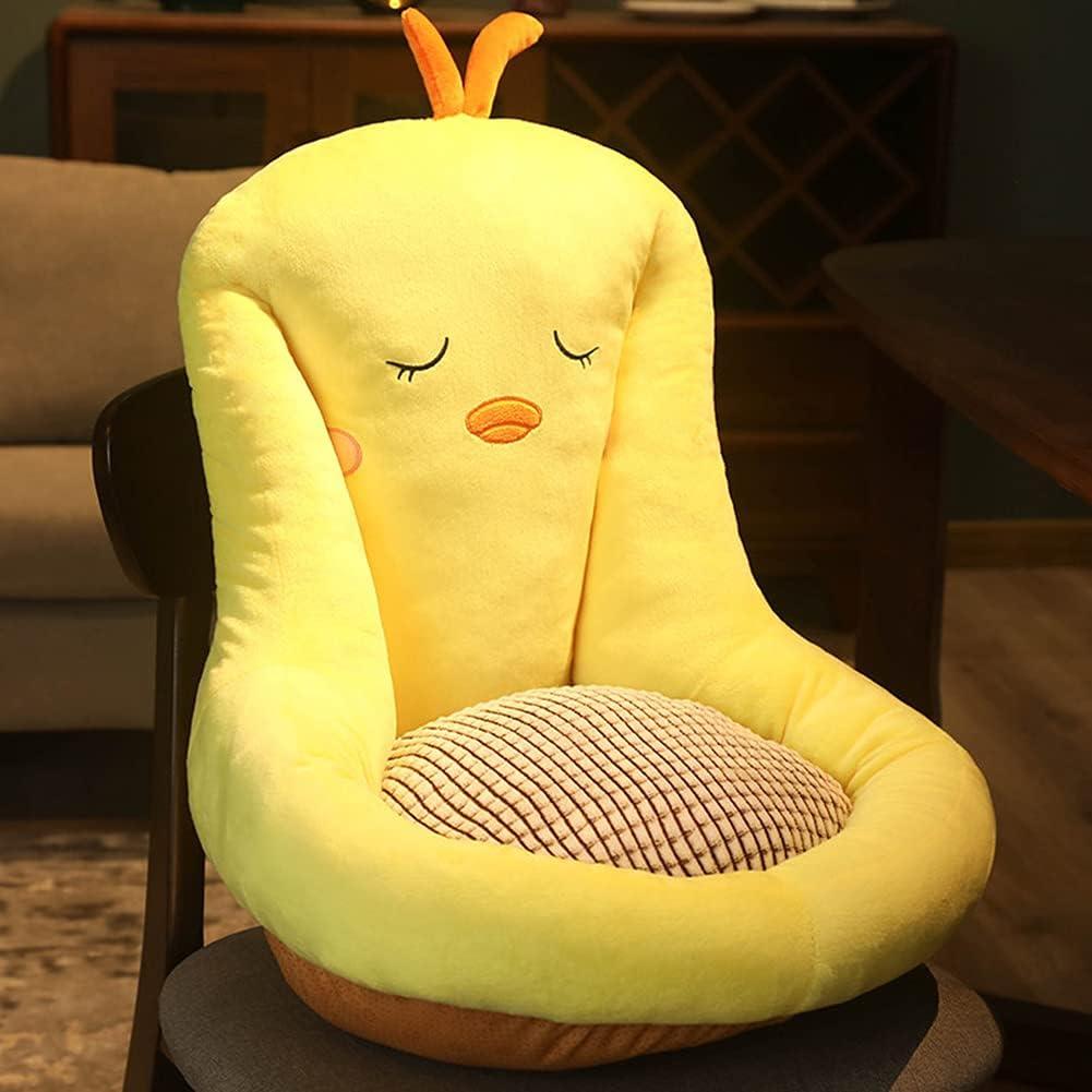 Sitzkissen/Stuhlkissen, Sitzpolster Gartenstuhl, Warmes Weiches Rücken Sitzkissen Stuhlpolster für Büro Zuhause Sofa Schlafzimmer Premium Möbel…