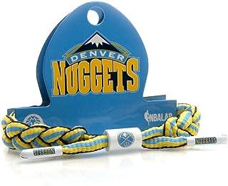 Rastaclat NBA Team Bracelets (Denver Nuggets)