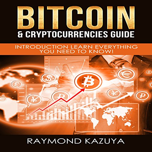 Bitcoin & Cryptocurrencies Guide audiobook cover art
