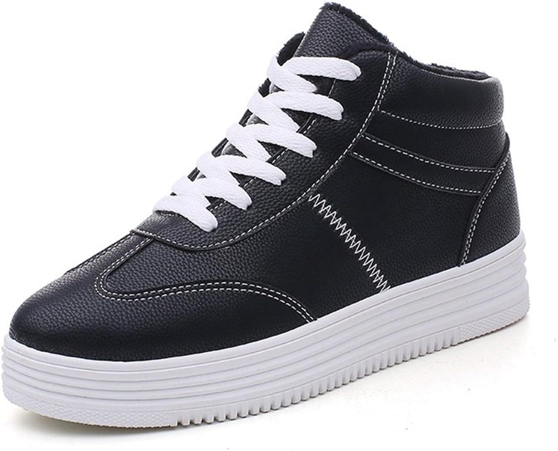 CYBLING Women Outdoor Walking Trainers shoes Comfort Casual Fashion Platform Sneakers