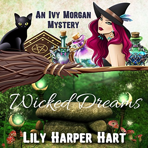 Wicked Dreams audiobook cover art