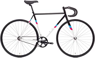 State Bicycle 4130 Chromoly Steel Fixed Geared Bike | Single Speed Drop Handlebar