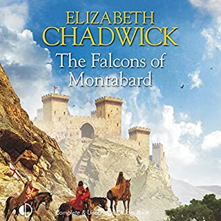 The Falcons of Montabard                   Written by:                                                                                                                                 Elizabeth Chadwick                               Narrated by:                                                                                                                                 Christopher Scott                      Length: 17 hrs and 39 mins     Not rated yet     Overall 0.0