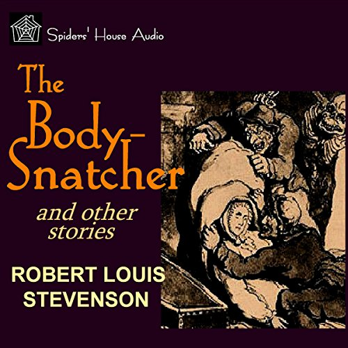 The Body-Snatcher and Other Stories Titelbild
