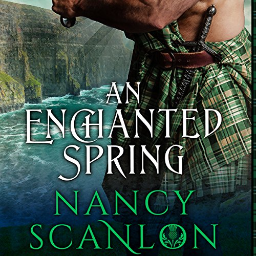 An Enchanted Spring audiobook cover art