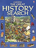 Great History Search (Usborne Great Searches)