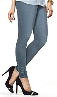 Women's Cotton Churidar Free Size Leggings, 4 Way Strect Lycra Pants, LG-001