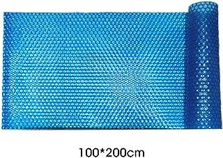 Destinely Cobertor Solar para Piscinas rectangulares- Cubierta a Burbujas a Medida para Piscina 400 micras- Cubierta de Verano para Piscina Enterrada Rectangular de 100 x 200 cm - 100 x 300 cm. Color