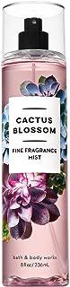 Bath and Body Works Cactus Blossom Fine Fragrance Mist Spray 8 Ounce Full Size