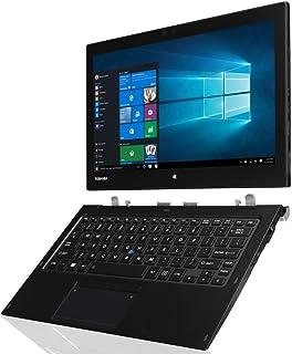 "Toshiba Portege Z20T-C 2 in 1 Intel Core M7-5Y71 1.20Ghz 8Gb Ram 256Gb SSD 12.5"" Tablet Laptop AC WiFi HDMI Windows 10 (Re..."