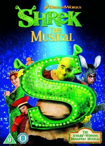 """Shrek - The Musical"" - UK-Import - Sprache: Englisch"