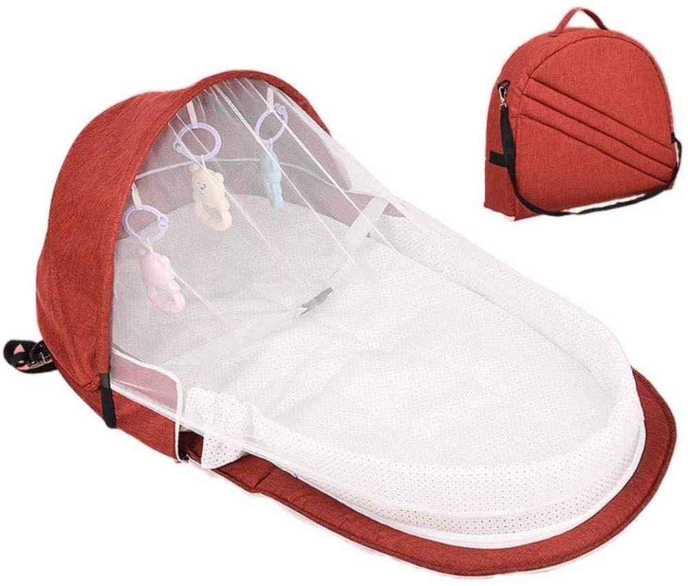 FOLDABLE Babywiege/Reisebett/Kinderbett Baby Lounge zum Mitnehmen ...
