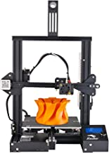 Nidouillet Creality Ender-3 3D Printer,DIY with Resume Printing V-Slot Prusa i3,for Home & School Use, Children 220x220x250mm AB008