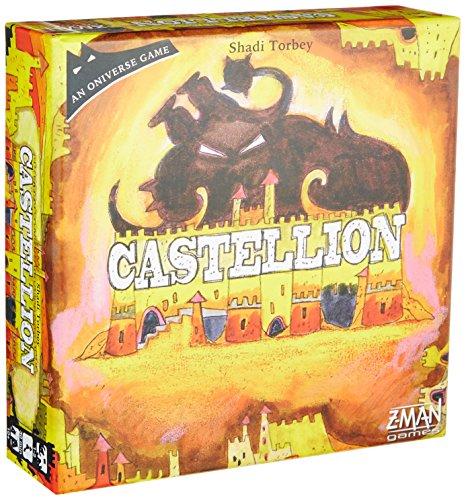Z-Man Games Castellion Board Game