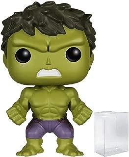 Marvel: Avengers 2 Age of Ultron - Hulk Funko Pop! Vinyl Figure (Includes Compatible Pop Box Protector Case)