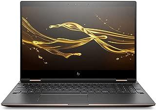 HP Spectre x360 15-CH011DX 4K IPS 2-in-1 Touch Screen Laptop - Intel Core i7-8550U NVIDIA GeForce MX150 512GB SSD 16GB RAM Windows 10 (Renewed)